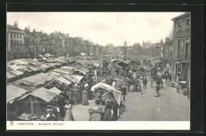AK Yarmouth, Market Place