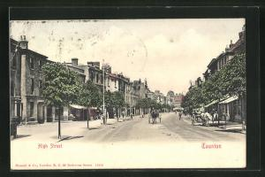 AK Taunton, High Street
