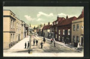 AK Bishops Waltham, High Street