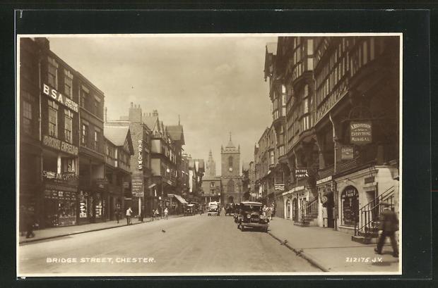 AK Chester, Bridge Street 0