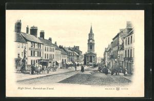 AK Berwick-on-Tweed, High Street