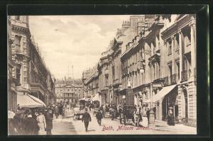 AK Bath, Milsom Street