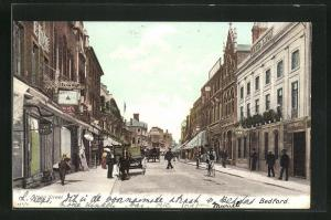 AK Bedford, View of High Street