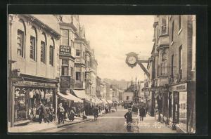 AK Winchester, Shops in High Street