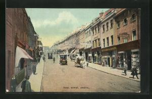 AK Bristol, Park Street