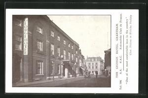 AK Grantham, The George Hotel