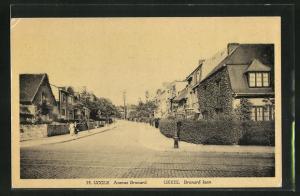 AK Uccle, Avenue Brunard / Brunard Laan