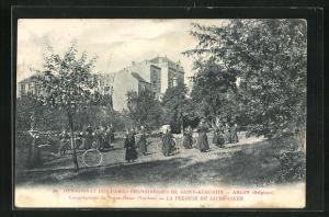 AK Arlon, Pensionnat des dames chanoinesses de Saint-Augustin