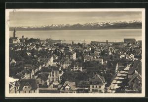 AK Romanshorn, Ortsansicht