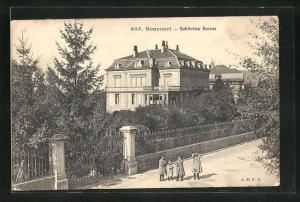 AK Boncourt, Habitation Burrus, Villa