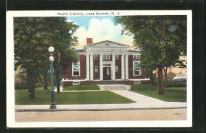 AK Long Branch, NJ, Public Library
