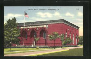 AK Phillipsburg, NJ, United States Post Office