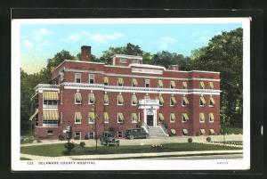 AK Delaware, DE, Delaware County Hospital