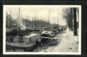 AK Franeker, Zuiderkade