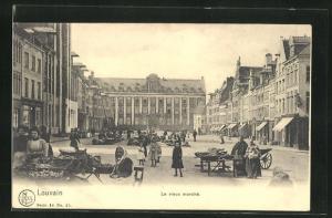 AK Louvain, Le vieux marché