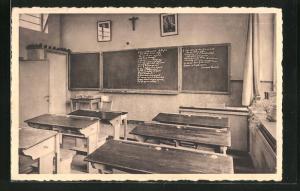 AK Pulderbos, Préventorium St. Joseph, Local de classe