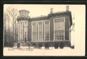 AK Bruxelles, Institut Zoologique