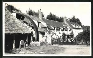 AK Holford, Comae House