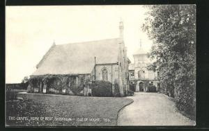 AK Shanklin-Isle of Wight, The Chapel Home of Rest