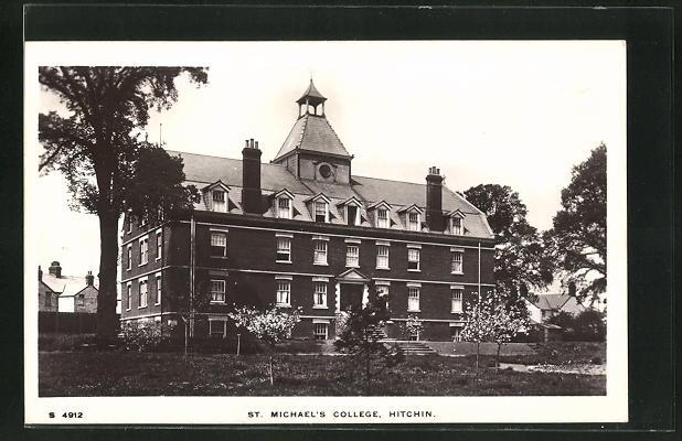 AK Hitchin, St. Michael's College 0