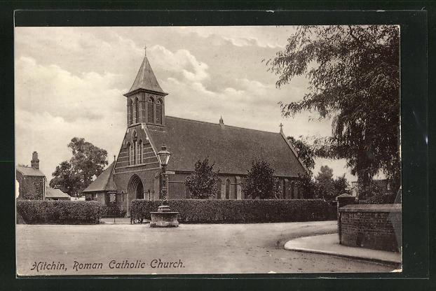AK Hitchin, Roman Cathoic Church 0
