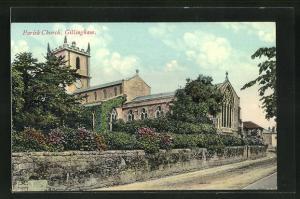 AK Gillngham, Parish Church
