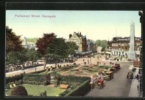 AK Harrogate, Parliament Street