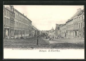 AK Bastogne, La Grand Rue