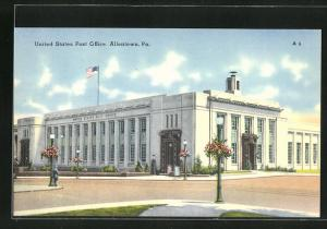 AK Allentown, PA, United States Post Office