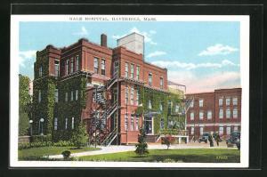 AK Haverhill, MA, Gale Hospital