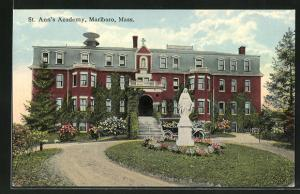 AK Marlboro, MA, St. Ann's Academy