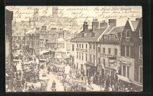 AK Lincoln, The Horse Fair