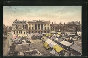 AK Newark, Market Place