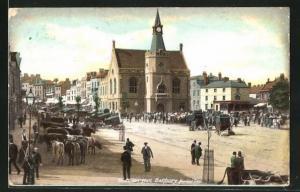 AK Banbury, Market Day, Town Hall