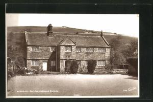 AK Burnsall, The old Grammar School