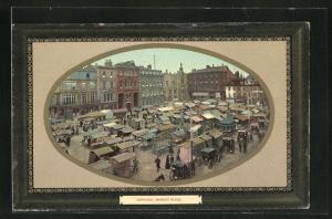 AK Norwich, Market Place