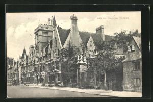 AK Oxford, Balliol College