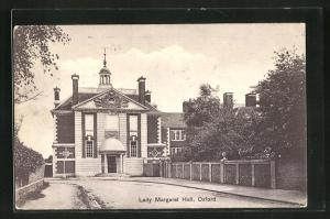 AK Oxford, Lady Margaret Hall