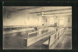 AK Chimay, Pensionnt de Sainte-Chretienne, Salle de Reunion