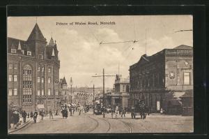 AK Norwich, Prince of Wales Road