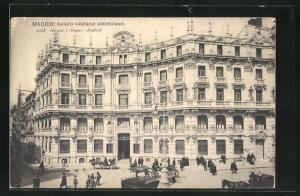AK Madrid, Banco Hispano Americano