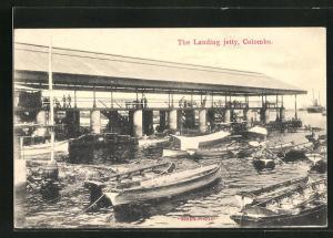 AK Colombo, The Landing jetty
