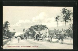 AK Colombo, Teh Colpetty Road, near Galle-Face