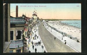 AK Revere Beach, MA, Boulevard