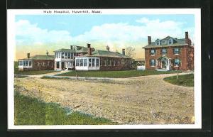 AK Haverhill, MA, Hale Hospital