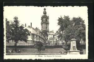 AK Mons, Le Square St-Germain