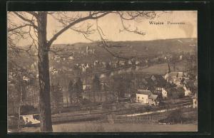 AK Wèpion, Panoramaansicht vom Ort