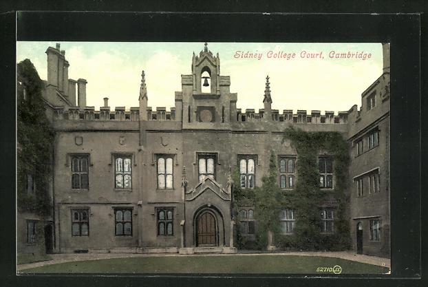AK Cambridge, Sidney College Court 0