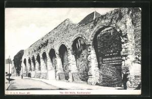 AK Southampton, The Old Walls