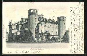 AK Torino, Palazzo Madama